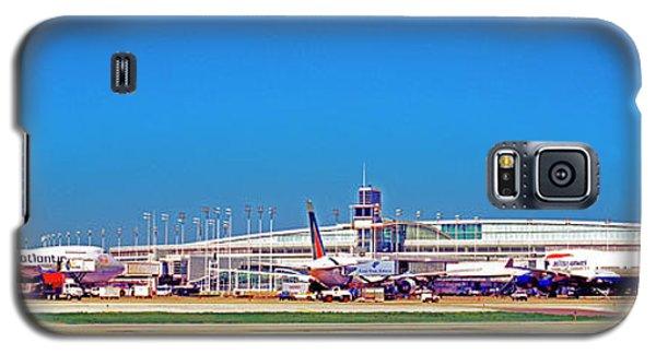 Chicago, International, Terminal Galaxy S5 Case