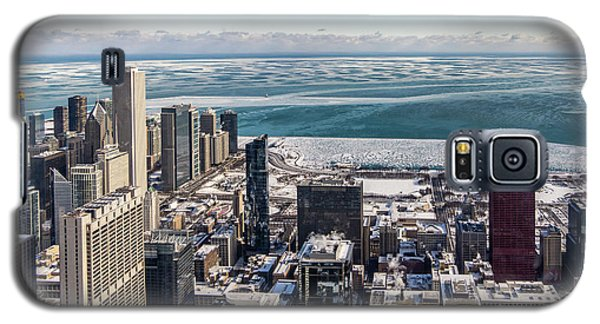 Chicago View Angled Galaxy S5 Case