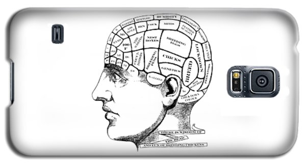 Chickens On My Mind Galaxy S5 Case