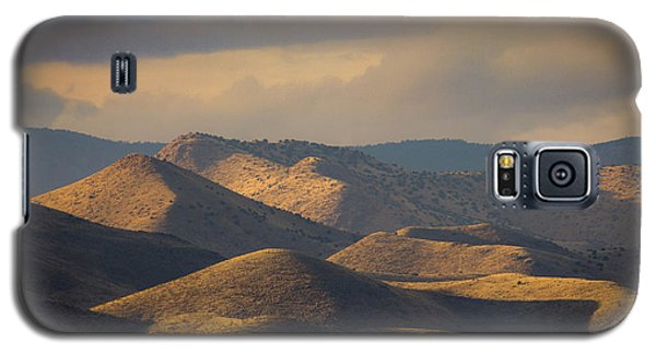 Chupadera Mountains II Galaxy S5 Case