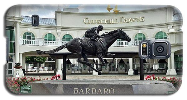 Churchill Downs Barbaro Galaxy S5 Case
