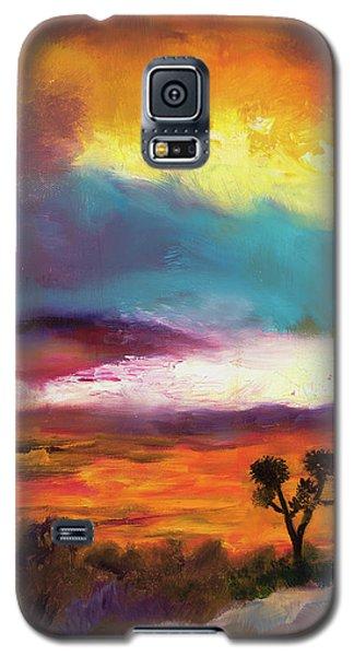 Cindy Beuoy - Arizona Sunset Galaxy S5 Case