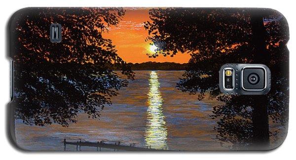 Cindy Beuoy - Lake Maxinkuckee Galaxy S5 Case