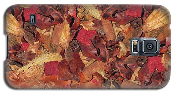 Galaxy S5 Case featuring the photograph Cinnamon Potpourri by Rockin Docks