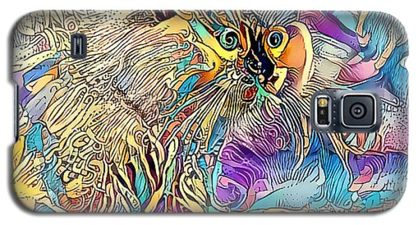Circus Kitty Galaxy S5 Case