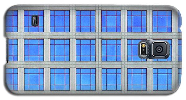 City Grids 60 Galaxy S5 Case