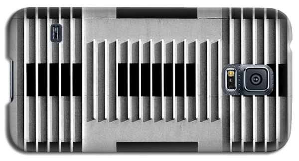 City Grids 64 Galaxy S5 Case