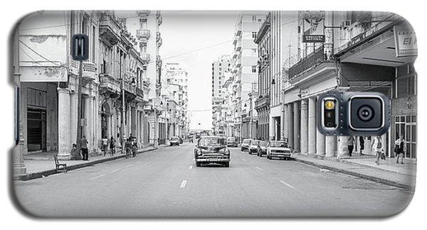 City Street, Havana Galaxy S5 Case