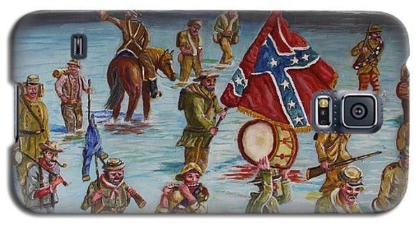 Civil War Battle, Spanish Fort, Spanish Fort,mobile Bay, Alabama Galaxy S5 Case