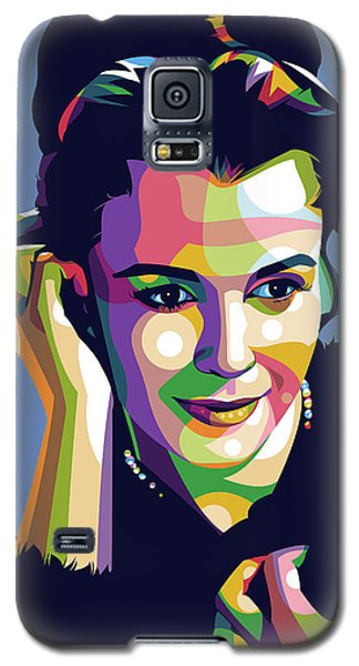 Claire Bloom Galaxy S5 Case