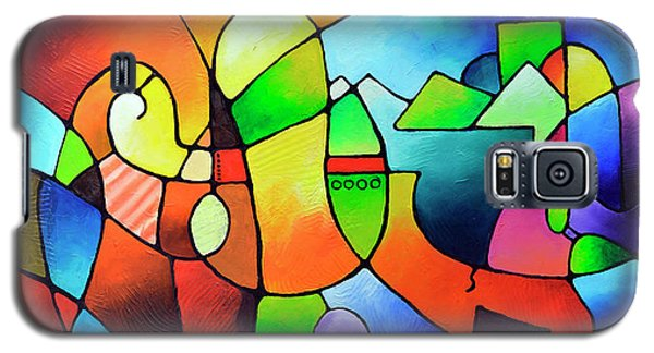 Clarity Of Focus Galaxy S5 Case