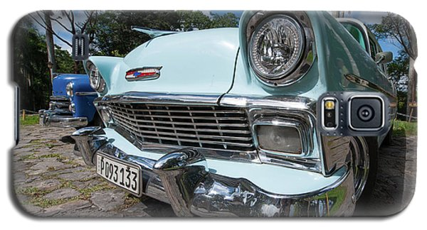 Classic Cuban Chevy Galaxy S5 Case