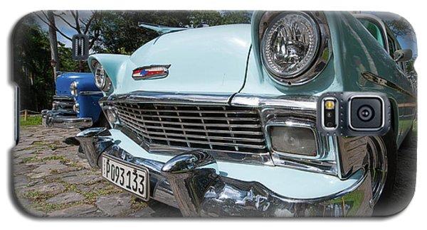 Classic Cuban Chevy Galaxy S5 Case
