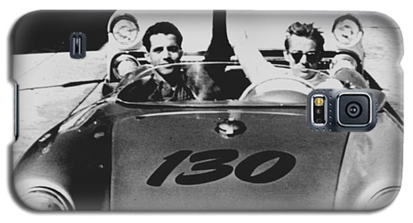 Classic James Dean Porsche Photo Galaxy S5 Case