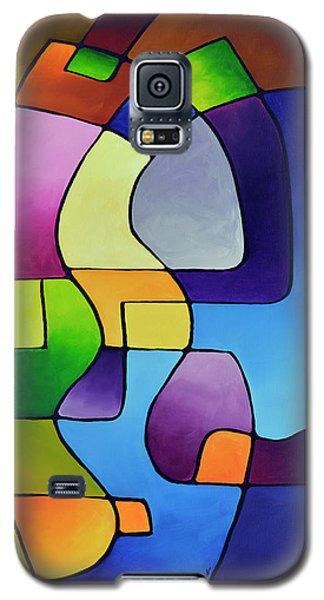 Clear Focus 2, Canvas Three Galaxy S5 Case