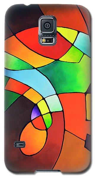 Clear Focus 2, Canvas One Galaxy S5 Case