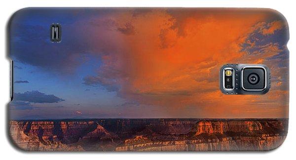 Clearing Storm Cape Royal North Rim Grand Canyon Np Arizona Galaxy S5 Case