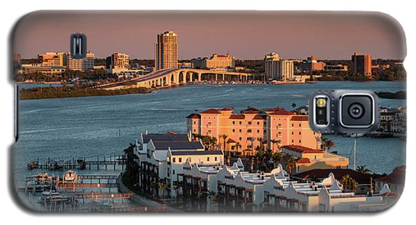 Clearwater Evening Galaxy S5 Case