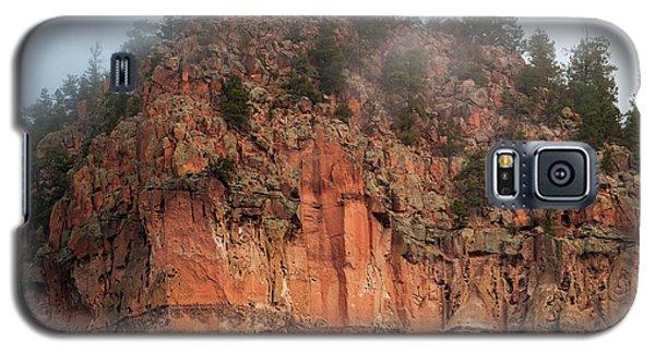 Cliff Face Hz Galaxy S5 Case