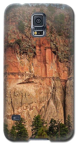 Cliff Face Galaxy S5 Case