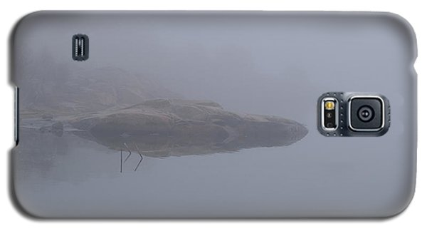 Cliffs In Fog Galaxy S5 Case