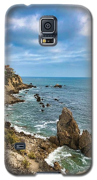 Cliffs Of Corona Del  Mar Galaxy S5 Case