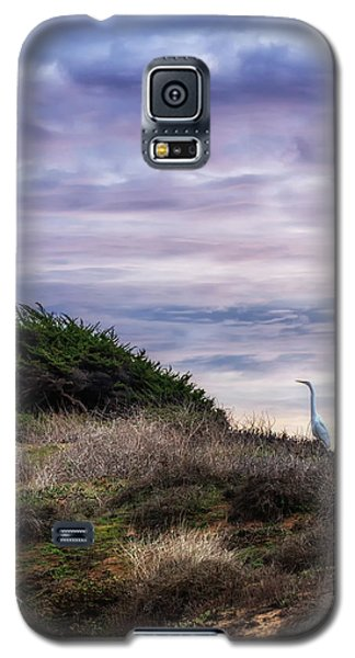 Cliffside Watcher Galaxy S5 Case