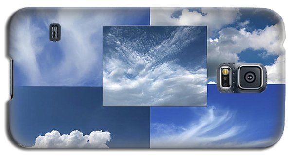 Cloud Collage Two Galaxy S5 Case