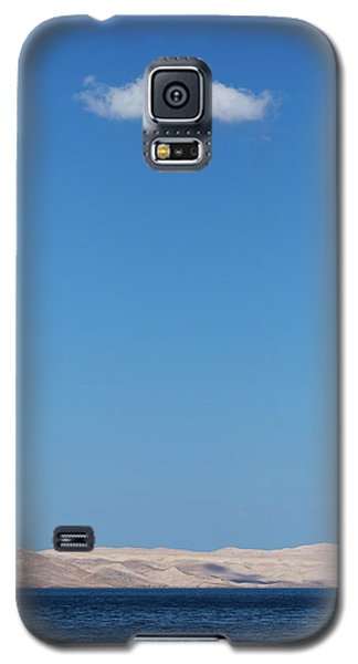 Cloud Galaxy S5 Case