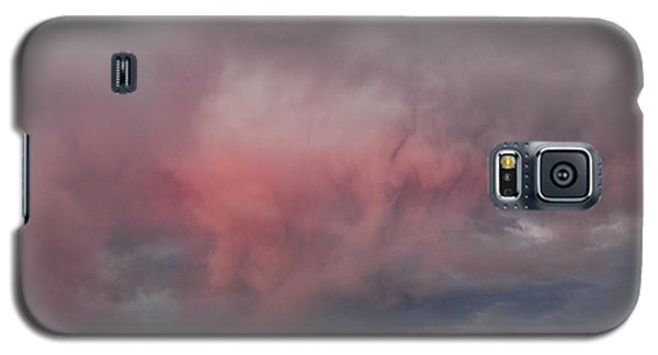 Whispy Pink Cloud Galaxy S5 Case