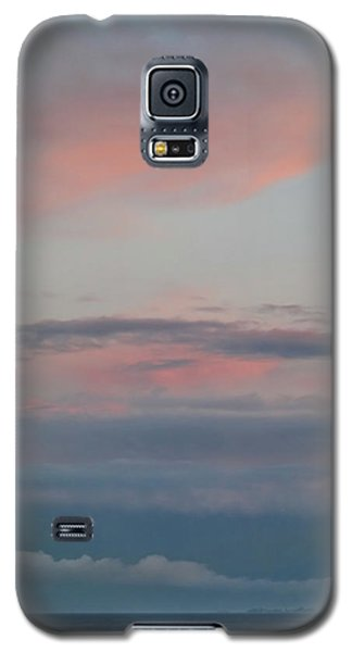 Clouds Over The Ocean Galaxy S5 Case