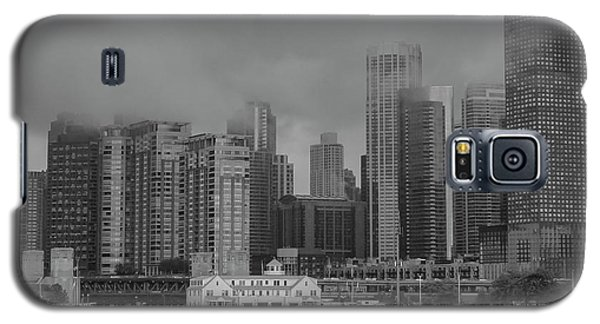 Cloudy Skyline Galaxy S5 Case