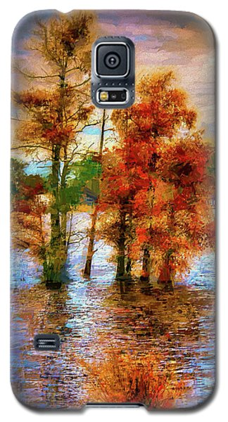 Coastal Autumn In North Carolina Ap Galaxy S5 Case
