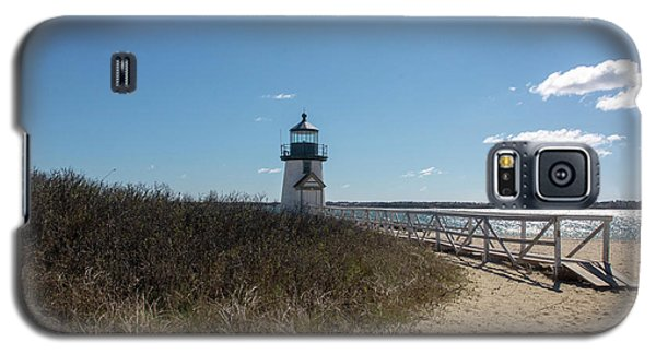 Coastal Brant Light House Galaxy S5 Case
