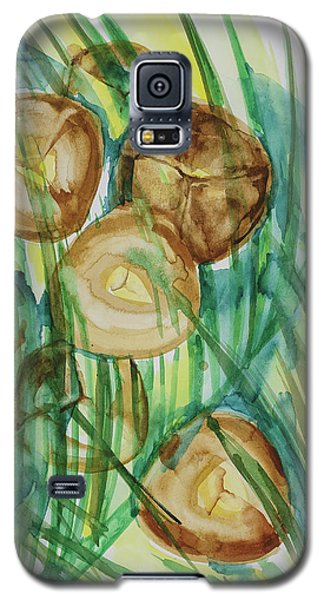 Coconut Tree Galaxy S5 Case