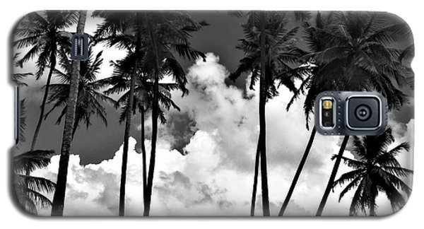 Coconut Trees At Mayaro Galaxy S5 Case