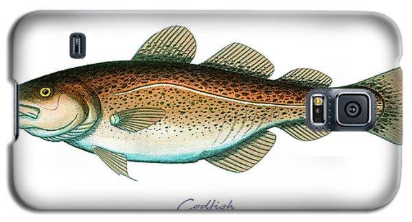 Codfish Galaxy S5 Case