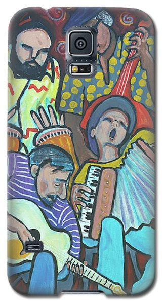 Coffehouse Combo Galaxy S5 Case