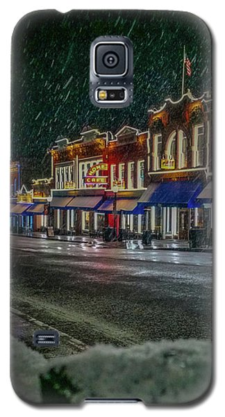 Cold Night In Cripple Creek Galaxy S5 Case