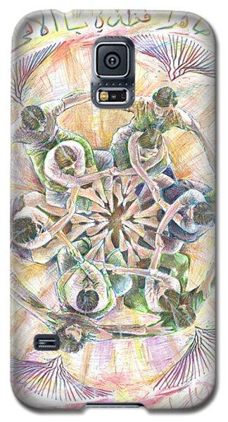Collaborate Galaxy S5 Case