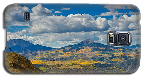 Colorado Fall Galaxy S5 Case