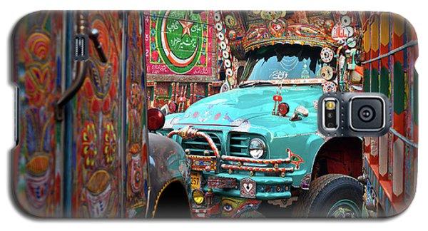 Truck Art Galaxy S5 Case