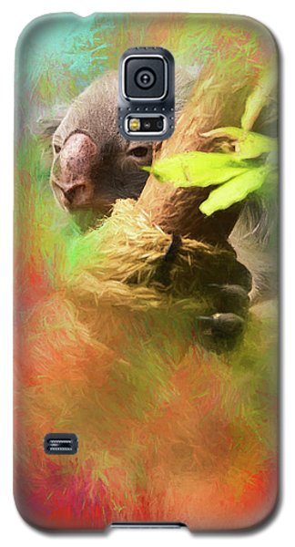 Colorful Koala Galaxy S5 Case