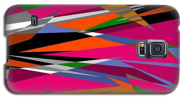 Colorful Reaction Galaxy S5 Case