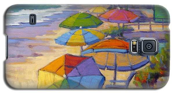Colors Of Crystal Cove Galaxy S5 Case