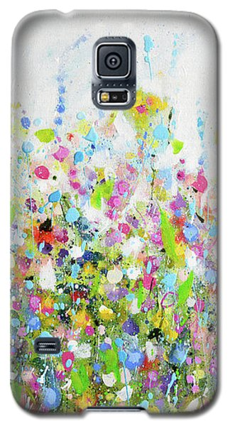 Colourful Meadow 40 Galaxy S5 Case