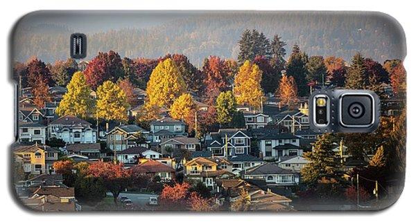 Colours Of Autumn Galaxy S5 Case