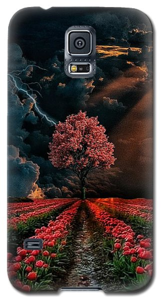 Colours Of The Sky Galaxy S5 Case