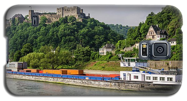Commerce Along The Rhine Galaxy S5 Case