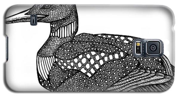 Common Loon Galaxy S5 Case